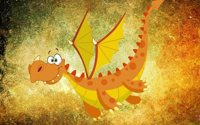 Alicia en el país de los dragones